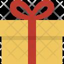 Present Box Christmas Icon