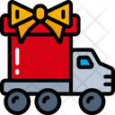 Present Delivery Icon