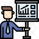 Business Training Meeting Icon