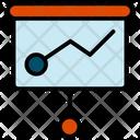 Presentation Business Chart Icon