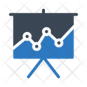 Analytic Board Graph Icon