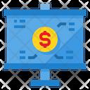 Presentation Business Plan Icon