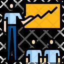 Presentation Corporate Report Icon