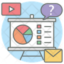Business Analytics Business Infographic Statistics Icon