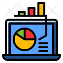 Presentation Data Visualization Icon