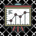 Marketing Schedule Analytics Icon