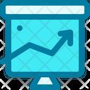 Presentation Training Business Icon