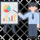 Presentation Business Corporate Icon