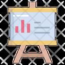 Artboard Presentation Presentation Board Icon