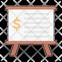 Presentation Banking Finance Icon