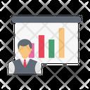 Presentation Board User Icon