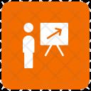 Presentation Meeting Training Icon