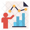 Presentation Report Chart Icon