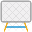 Presentation Easel Board Icon