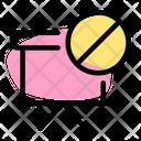 Presentation Banned Banned Presentation Icon