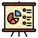 Chart Pie Business Icon