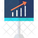 Presentation Growth Graph Graph Icon