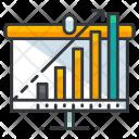 Big Data Presentation Icon