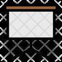 Board Presentation Background Icon