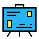 Canvas Idea Bussiness Icon