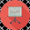 Analytics Graphs Statistics Icon