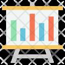 Chart Graph Board Icon