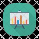 Presentation Board Analyst Icon