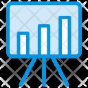 Board Presentation Statistic Icon
