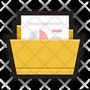 Presentation Folder Icon