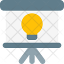 Presentation Idea Idea Ppt Presentation Icon