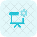 Presentation Management Presentation Management Icon