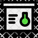 Presentation Screen Icon