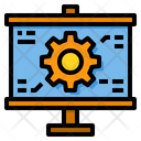 Chart Business Project Icon