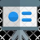 Presentation Shape Shape Design Icon