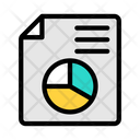 Presentation Sheet Presentation Document Presentation File Icon