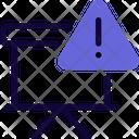 Presentation Warning Presentation Alert Alert Icon