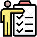 Presenter Task List Icon