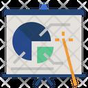 Presenting Data Icon