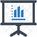 Report Presentation Chart Icon