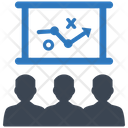 Presenting Tactics Ability Management Icon