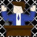 President Avatar Debate Icon
