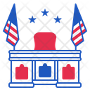 President Office Icon
