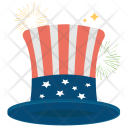 President Federal Flag Icon