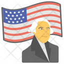 President Day Holiday Icon