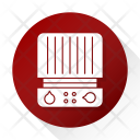 Press Grill Appliance Icon