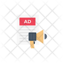 Advertise Ad Marketing Icon