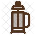 Press Coffee Coffee Tool Icon