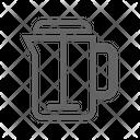 Press Coffee Icon