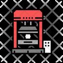 Press Machine Press Equipment Icon