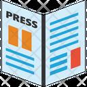 Press Realise Press News Icon